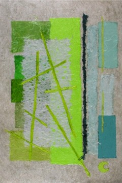 Lemongrass (61 x 91 cm)