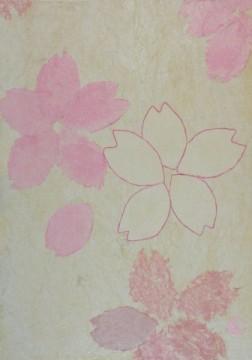 Sakura (103 x 73 cm)