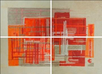 Delicate (149 x 109 cm - 4 pcs)